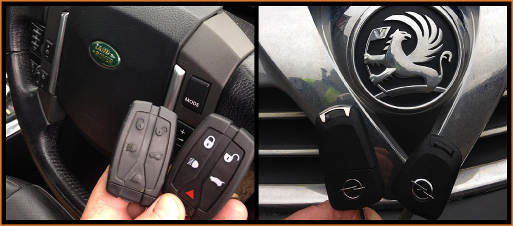 Proximity keys cut while you wait! | MB Lock & Key | Auto Locksmiths in Norwich